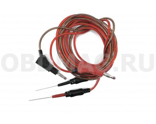 Rotkee щупы с гибкой иглой и удлиненным кабелем SP-flexpin-L