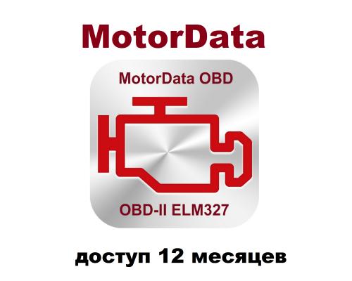 MotorData доступ 1 год