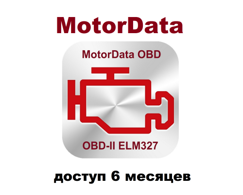 MotorData подписка 6 месяцев