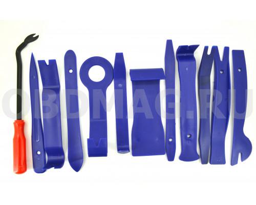 Набор лопаток съемников салона Maxi 12 штук