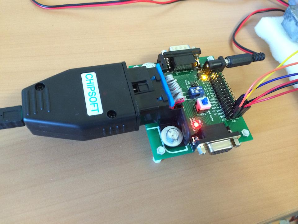 Chipsoft OBD2 Breakout Box V2 купить в доставкой, цена